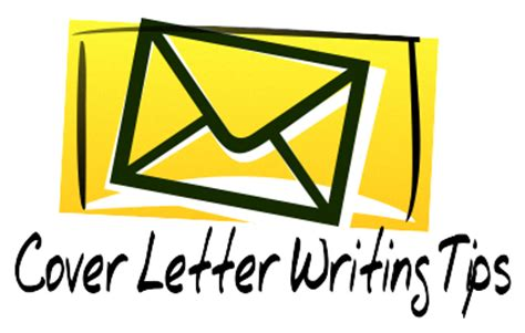 Send out a great cover letter